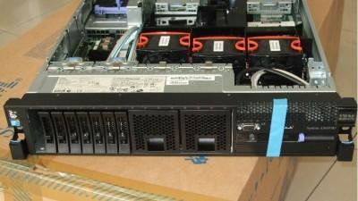 上门为山西X佳矿业装备公司IBM3650M3sqlserver数据库修复成功