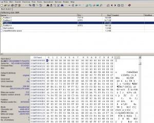 磁盘提示格式化-属性NTFS变RAW