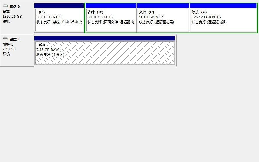 U盘变为RAW格式的数据恢复
