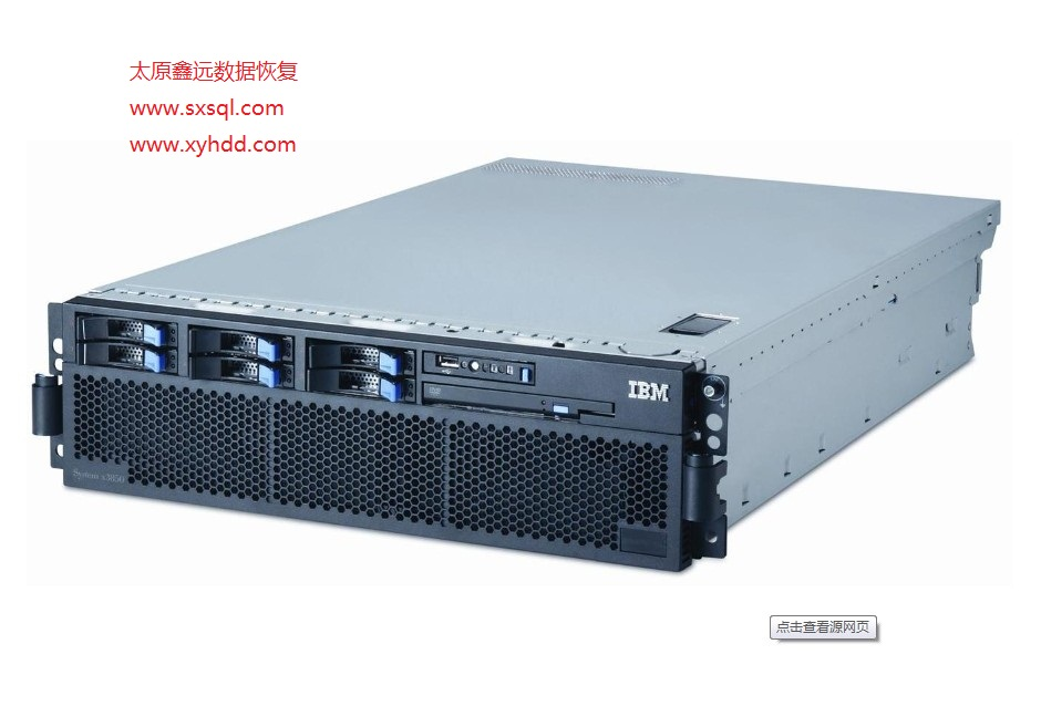"IBM X3850服务器""救援记"""