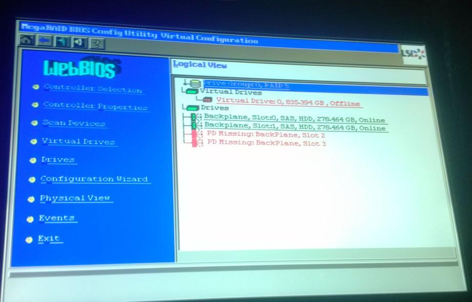 《吕梁IBM3650服务器上门恢复成功》