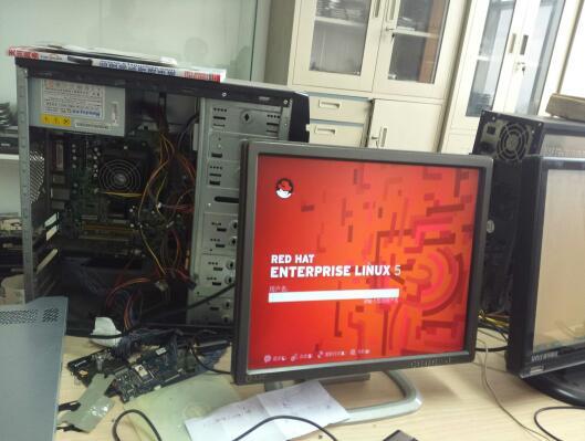 晋中某学院linux服务器orcale数据库恢复成功
