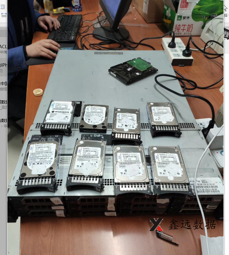《太原某连锁超市供应链服务器Raid瘫痪数据恢复案例》